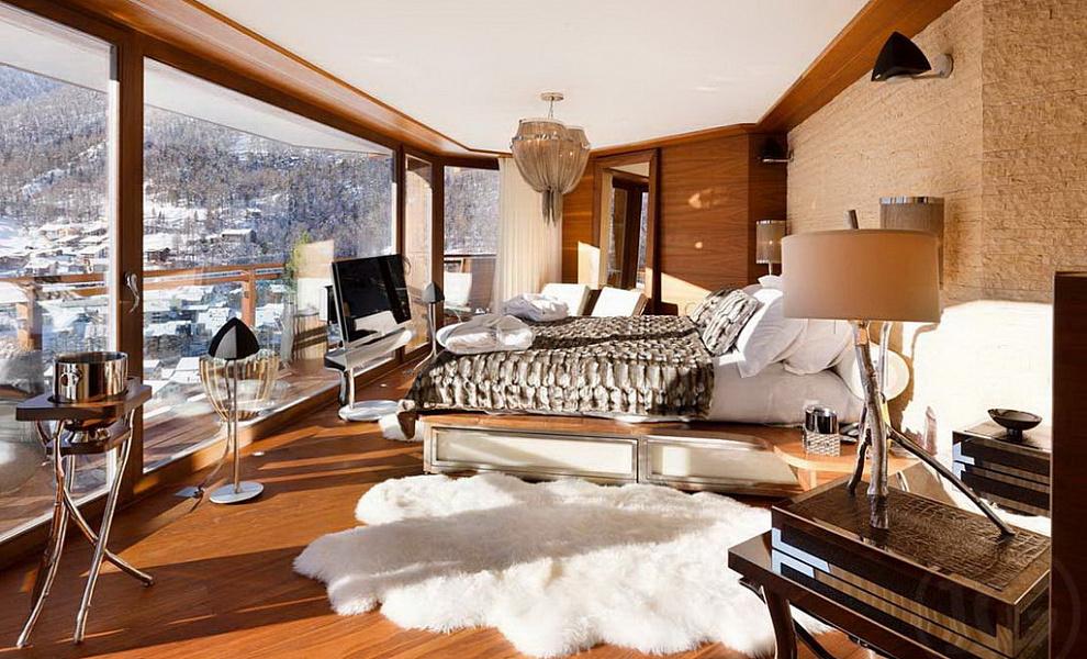 Домик в альпах мальта жилье
