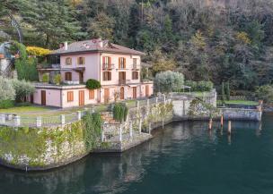 Вилла на озере комо фото черногория купить квартиру недорого у моря цены
